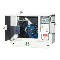 Buy cheap 20kVA Perkins Genset Diesel Generator , Water Cooled CE ISO 400V from wholesalers