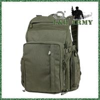 Buy cheap Military Style Backpack Stylish Military Pattern Backpack from wholesalers