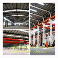 Buy cheap Portal Frame Style Structure Steel Sheds For Agriculture And Industry from wholesalers