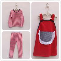 Buy cheap free sample!hot sale korean fashion wholesale summer teen girl clothing set garment importers from wholesalers