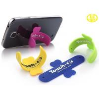 Buy cheap Customized Silicone Gifts Touch U Mobile Phone Sucker Stand with OEM FDA from wholesalers
