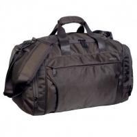 Buy cheap 1680D Polyester Travel Duffel Bag With Shoe Tunnel In Left Side Pocket from wholesalers