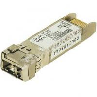 China LC Connector Cisco SFP Modules Supports 9.95 - 10.3 Gb/S Bitrates SFP-10G-SR= on sale