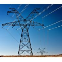 Buy cheap ASTM123 230kv Lattice Steel Towers Overhead 400 Kv Transmission Line Tower from wholesalers