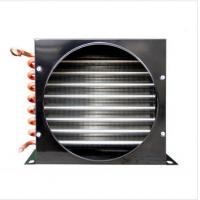 Buy cheap 2.5HP Air Cooled Condenser , refrigeration heat exchange condenser coil for condensing unit from wholesalers