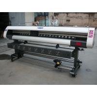 Buy cheap 1.8m Low Cost 1440dpi High Precision Eco Solvent Inkjet Printer Machine for flex vinyl PP printing from wholesalers