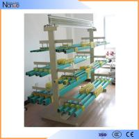 Buy cheap Single Pole Insulated Conductor Rail 500 to 800A for Bridge Crane from wholesalers