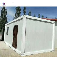 Buy cheap 2018 new Factory price Steel Building Kits Prefabricated Houses Villa from wholesalers