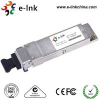 Buy cheap 40GBASE - LR4 SFP Optical Transceiver Module Single Mode Fiber 4 CWDM Lanes from wholesalers