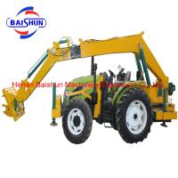 Buy cheap Creative popular design hydraulic tractor hole digging machine hole digger machine from wholesalers