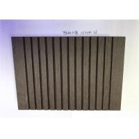 Buy cheap Exterior Wood Plastic Composite Flooring / Covering Vinyl Laminate For Pool from wholesalers