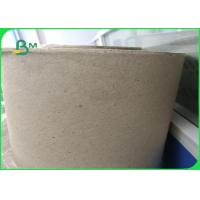 Buy cheap Durable Anti Water Ground Paper , 0.9 - 1.2mm Thin Cardboard Sheets For Crafts from wholesalers