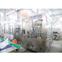 Buy cheap BGF 32-32-10 Beer Filling Machine Line Screw Caps With Rinsing Capping Function from wholesalers