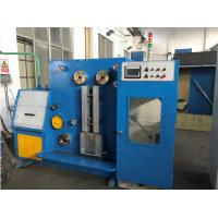 Buy cheap 15KW Yaskawa Inverter Fine Wire Drawing And Annealing Machine For Single Bare Copper Wire from wholesalers