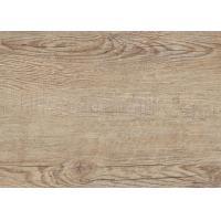 """Indoor WPC Non Slip Vinyl Flooring Wood Plastic Composite Flooring 6"""" * 36"""""""