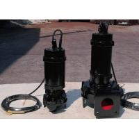 Buy cheap Stainless Steel Non Clog Submersible Pump Single Stage For Sewer Drainage from wholesalers