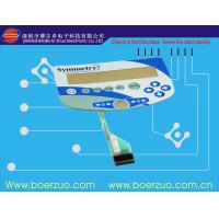 Buy cheap Micro Oven Flat Touch Button Water - proof Membrane Switch No LED Compents product
