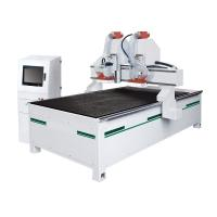 Buy cheap Durable Computerized Wood Carving Machine , Automatically Mdf Engraving Machine from wholesalers