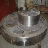 Buy cheap CNC Machining Steel Sand Casting Parts from wholesalers