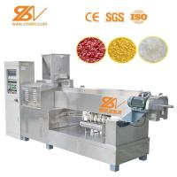Buy cheap Full Automatic Artificial Rice Production Line Artificial Puff Rice Machine from wholesalers