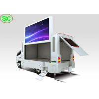 Buy cheap P6 Outdoor Digital Billboard Mobile Truck LED Display for Advertising from wholesalers