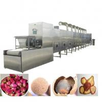 Buy cheap 30kw Continuous Tunnel Microwave Sterilizing and Drying Machine for Food from wholesalers
