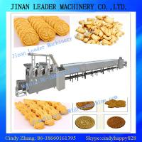 Buy cheap Low Consumption Snacks Making Machines For Soda Crackers Production Line from wholesalers
