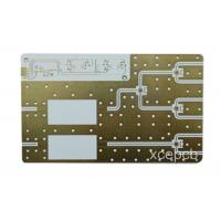 Buy cheap RO4003 Rogers Fr4 Mix Laminate Multilayer PCB 6 Layer RO4003C Circuit Boards from wholesalers