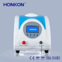 Buy cheap 1064Nm 532Nm Nd Yag Q Switched Laser Machine With Pulse Width 10 - 20ns product