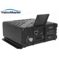 Buy cheap Side View Vehicle CCTV Camera 1080P Mobile DVR Truck DVR 3G 4G Wifi GPS Black product