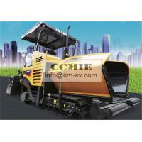 Buy cheap Asphalt Concrete Paver RP603 Construction Machinery Good Pavement Evenness from wholesalers