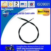 Buy cheap AX100 clutch cable from wholesalers