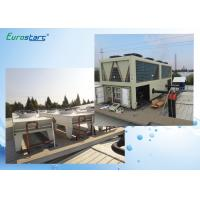 Buy cheap House Underfloor Heating Commercial Water Chiller Double Compressors 424KW from wholesalers