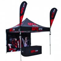 Buy cheap Folding Cheap Event Commercial Waterproof 10 x 10 Ez Up Custom Aluminum Beach Pop Up Tent Outdoor Canopy from wholesalers