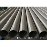 Buy cheap seamless pipe stainless steel  ASTM A213 Type 316 / 316L Stainless Steel Tubing Seamless Solution Annealed Tubing from wholesalers