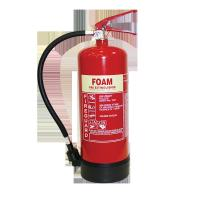 Buy cheap High Efficiency Hand Held Fire Extinguisher , 4L Portable Fire Extinguishers For Hospital product