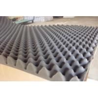 Buy cheap 5 cm Thick Sound Proof Sponge , Anti Radiation Egg Crate Foam Soundproofing Material from wholesalers