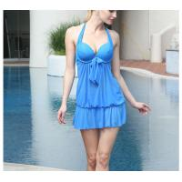 Buy cheap Popular female one-piece swimsuit crazy sale from wholesalers