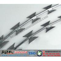 Buy cheap BT0-22 Razor Wire, Military Razor Barbed Wire, Anping Razor Wire Barrier from wholesalers