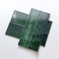 Buy cheap Indoor Glazed Handmade Wall Tiles 100x300 Wear Resistant Three Dimensional product