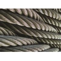 Buy cheap Compsensating Rope Elevator Steel 8 x 19 wire rope For lifting from wholesalers