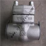 Buy cheap API 602 small forged globe valve F11 Small forged check valve F11 Small forged gate valve from wholesalers