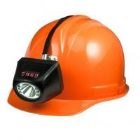 Buy cheap Cordless LED Miners Cap Lamp Explosion Proof / Flameproof For Chemical Industry from wholesalers