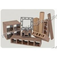 Buy cheap Wood-plastic Composites Line from wholesalers