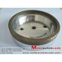Buy cheap Metal Bond Diamond Cup Grinding Wheel for Glass product