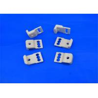 Buy cheap Security Alumina Ceramic Parts High Thermal Conductivity Three Hole Ceramic Pressure Switch from wholesalers