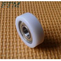 Buy cheap nylon Pulley Wheels With Bearings Deep Groove Ball Bearing 635ZZ ABEC-1 from wholesalers