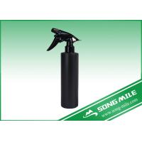Buy cheap 500ml Black Plastic Trigger Spray Bottle for Car Bike Cleaning from wholesalers