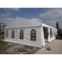 Buy cheap Customized Size Aluminum Frame PVC Cover Outdoor Tent For Living / Storage from wholesalers