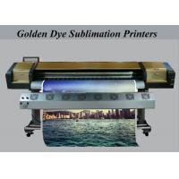 Buy cheap Golden Dye Sublimation Printers Heavy Duty  5113 Epson Head CE Certification from wholesalers